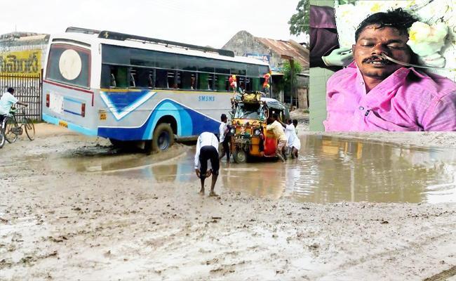 Road Accident In Kurnool - Sakshi