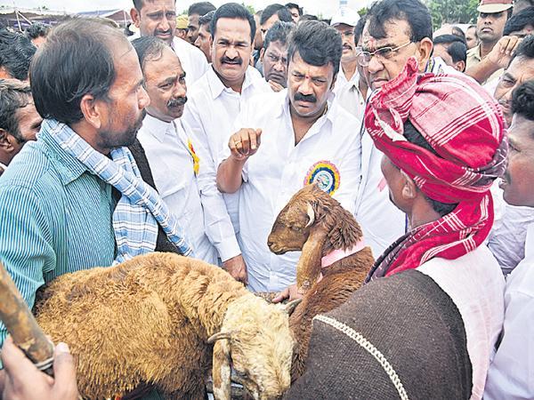 Talasani Srinivas Yadav fires on Opposition - Sakshi