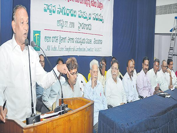 Justice Chandrakumar comments on government - Sakshi