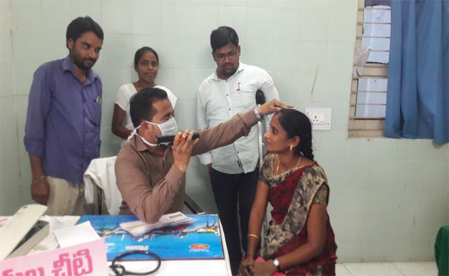 Kanti Velugu Programme In Adilabad - Sakshi