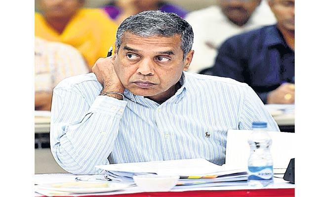 Rangareddy Collector Transfer Soon - Sakshi