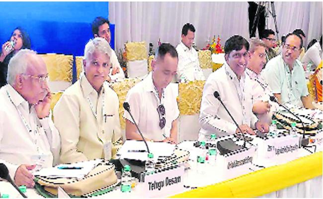 EC Should Control Social Media Before Elections Said By TRS MP Vinod  - Sakshi