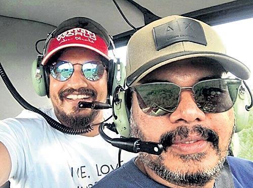 Shankar, Varman locations search for Indian 2 - Sakshi