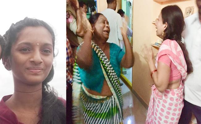 Student Commits Suicide In West Godavari - Sakshi