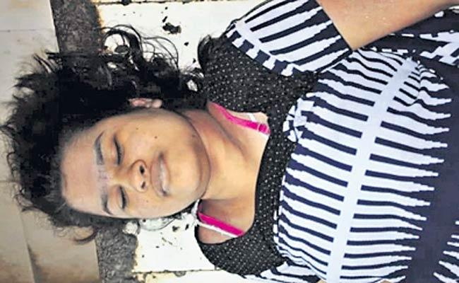 Young woman committed suicide  - Sakshi