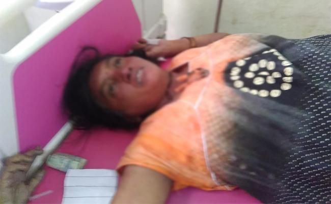 Pregnent Woman Died In GGH Hospital Guntur - Sakshi