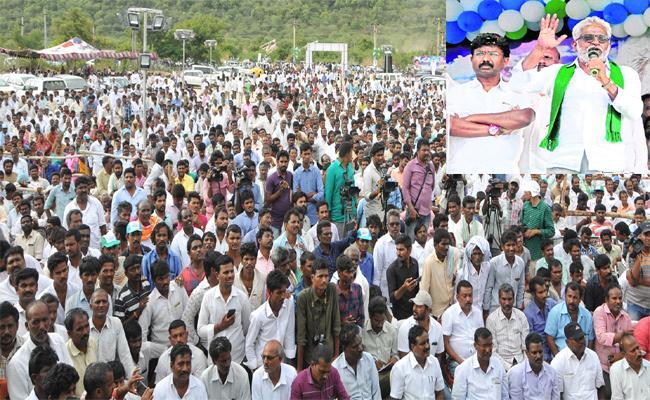 YSRCP  Leaders Slams On Chandrababu Prakasam - Sakshi