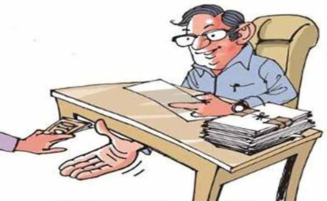 Bribes In Govt Revenue Offices Kurnool - Sakshi