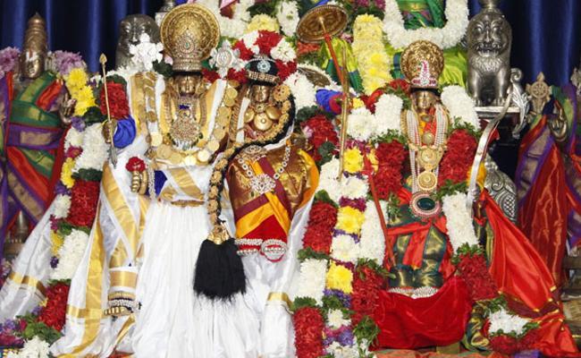 Sitha Ramula kalyanam to be conduct in Singpore - Sakshi