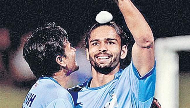 Asian Games 2018 hockey: Men finish league stage undefeated - Sakshi