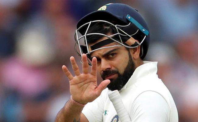 Virat Kohli Has Urged National Cricket Boards to Take Responsibility In Saving Test cricket - Sakshi
