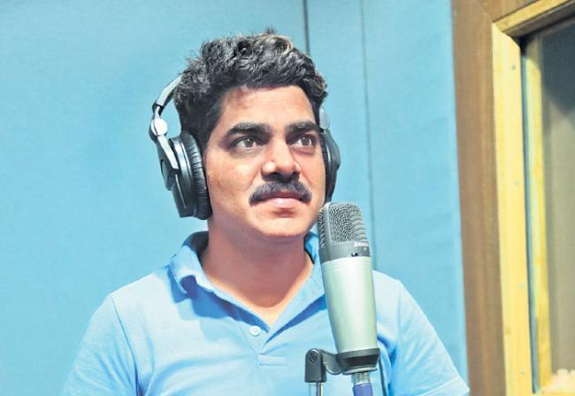 Special story to dubbing artist Yousuf - Sakshi