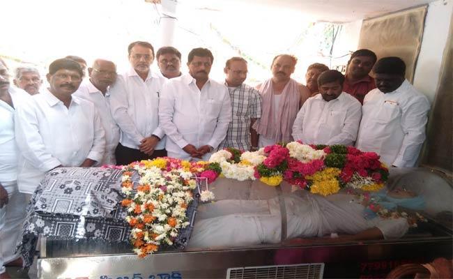 Freedom Fighter Died  - Sakshi