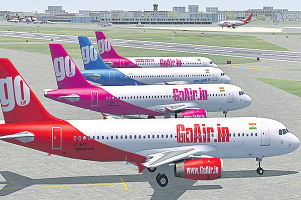 GoAir to launch international operations - Sakshi