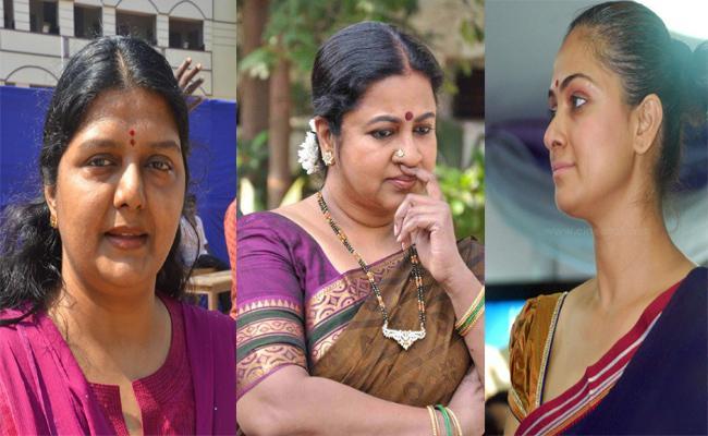 Heroine Bhanupriya Condolences To Nandamuri Harikrishna - Sakshi