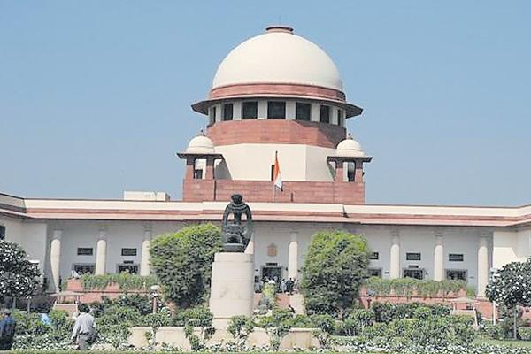 SC disinclined to issue orders on tainted candidates - Sakshi