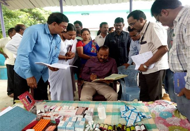 Dengue Fever In Vizianagaram  - Sakshi