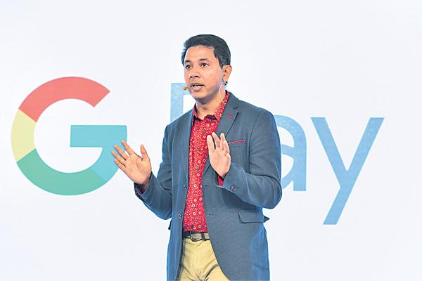 Google teams with banks to launch digital lending for India - Sakshi