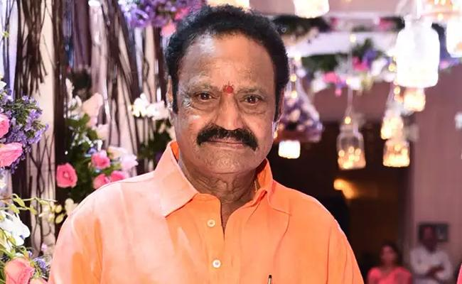 Tragedy Shades In Mohan Family With Nandamuri Harikrishna Dies - Sakshi