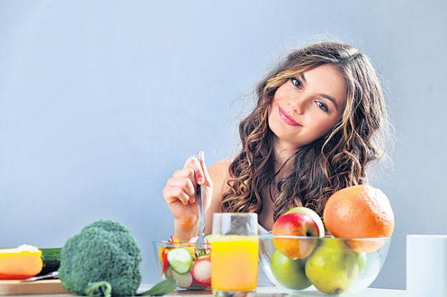 Nutrition is a good thing with a healthy diet - Sakshi
