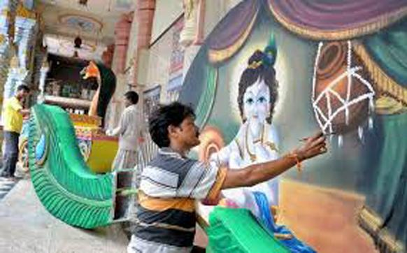 Krishnashtami celebrations to be held in Tirumala - Sakshi
