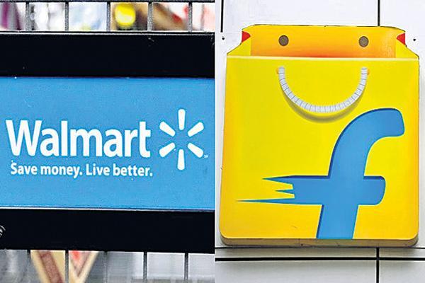 CAIT files petition in NCLAT against CCI's approval to Walmart-Flipkart deal  - Sakshi