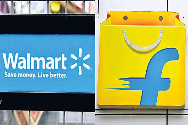 CAIT files petition in NCLAT against CCI's approval to Walmart-Flipkart deal  - Sakshi