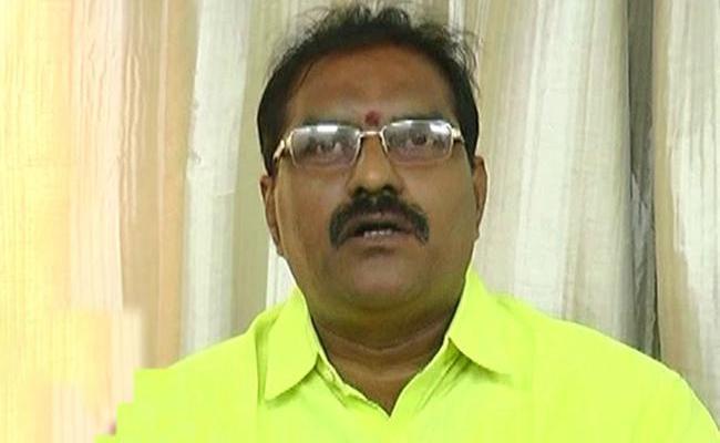 nimmala Ramanaidu Threats To Sakshi In West Godavari