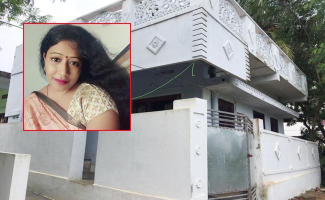 Police Interrogation To Beusterien Padma - Sakshi
