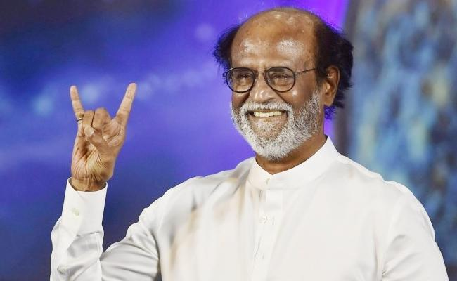 Rajinikanth Focus On TV Channel And News Paper  - Sakshi