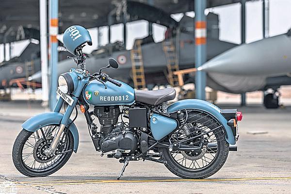 Royal Enfield unveils new model - Sakshi