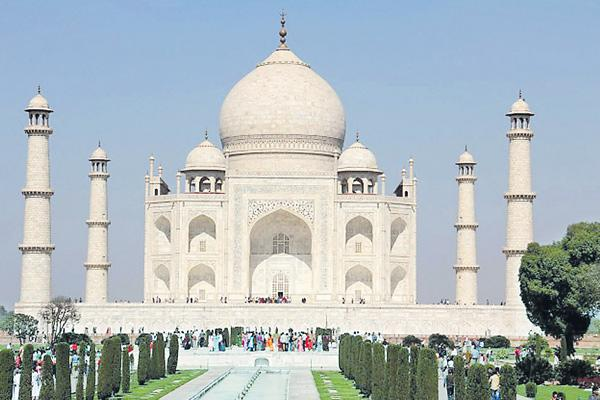 There is no second chance for the Taj, SC warns UP - Sakshi