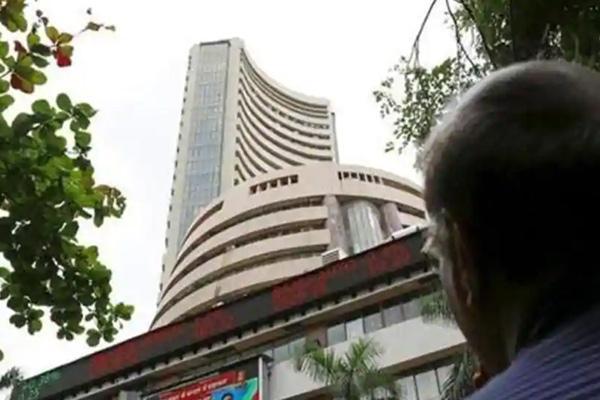Sensex at new high, Nifty hits 11750 - Sakshi