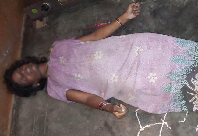 Women  Committed Suicide - Sakshi
