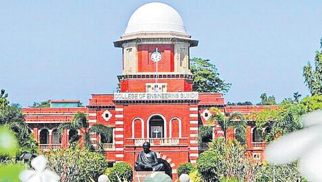 Revaluation scam rocks Anna University - Sakshi
