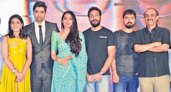 Goodachari All India Pre-Release Business - Sakshi