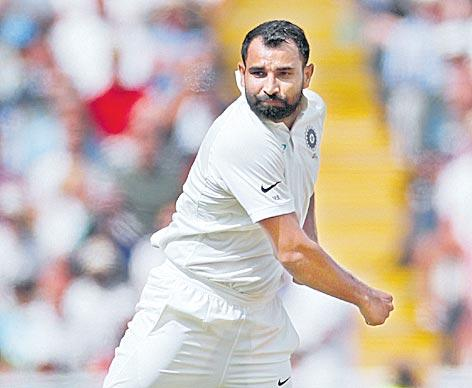 Love for cricket helped me fight off-field problems: Mohammed Shami - Sakshi