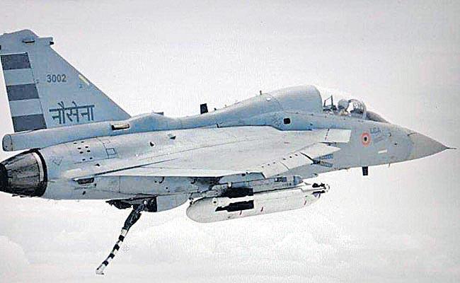 Naval version of Tejas undergoes successful tests - Sakshi