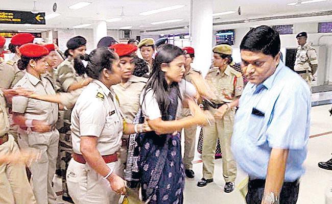 NRC drama at Silchar airport, echo in House - Sakshi