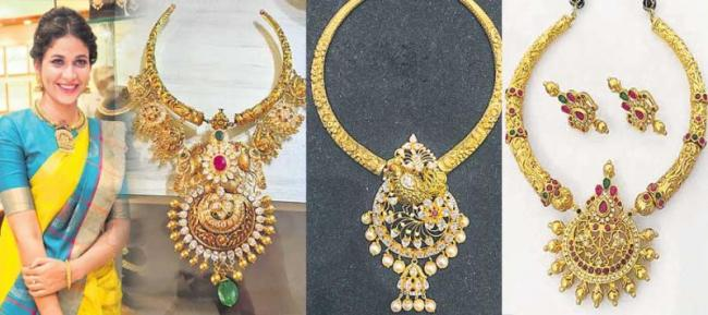 Special to Modern jewelry - Sakshi