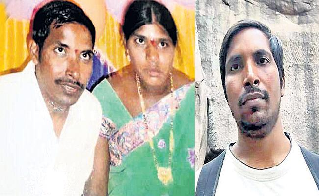 Wife Killed Husband In Erragadda Hyderabad - Sakshi