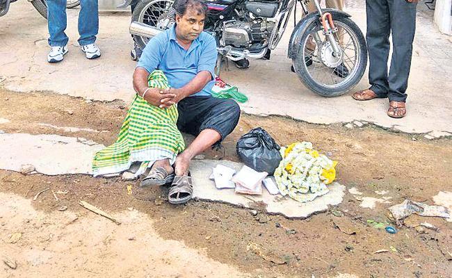 Marijuana Chocolates Smuggling In Hyderabad - Sakshi