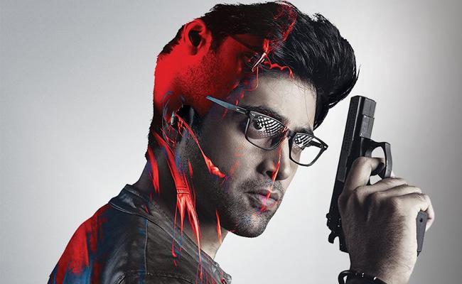 Goodachari Telugu Movie Review - Sakshi