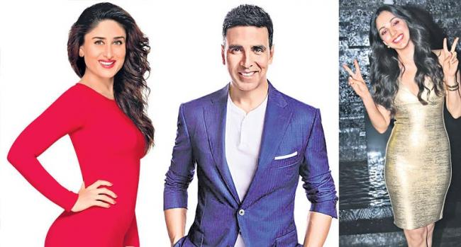 Good News for Akshay Kumar, Kareena Kapoor Khan, Diljit Dosanjh and Kiara Advani - Sakshi