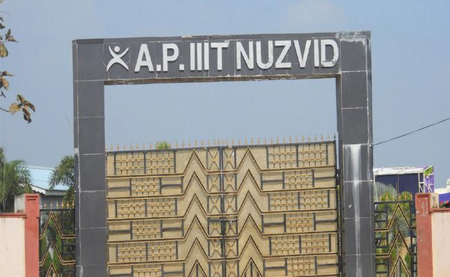Appointments Without Notifications In IIIT Nuzvid - Sakshi