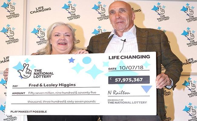 Scottish Couple Win Huge Amount In Life Changing Lottery - Sakshi