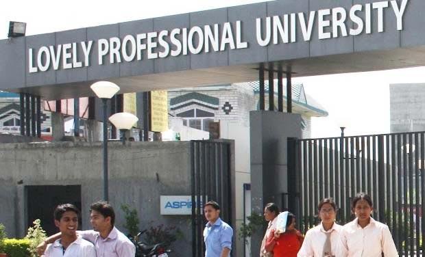 LPU Ranked Among Top 5 Most Popular Universities in India - Sakshi
