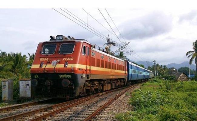Some Passenger Trains Canceled Due To Repairs - Sakshi