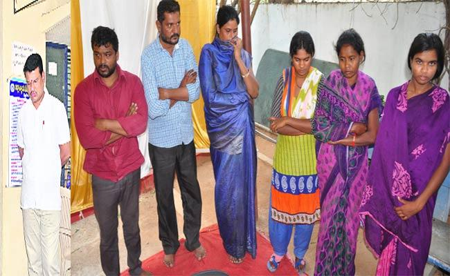 Operation Muskaan In Yadadri - Sakshi