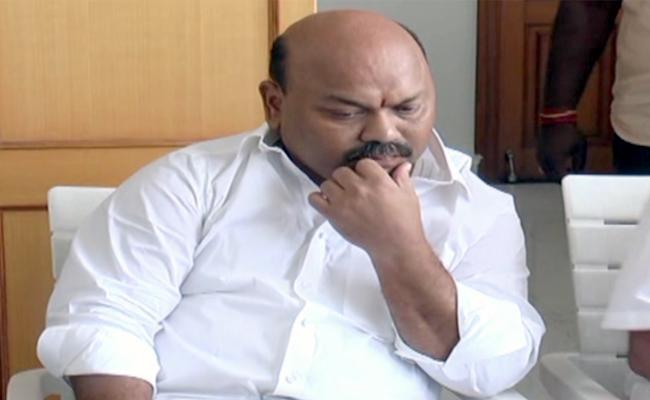 Nirbhaya Case Against Dharmapuri Sanjay - Sakshi